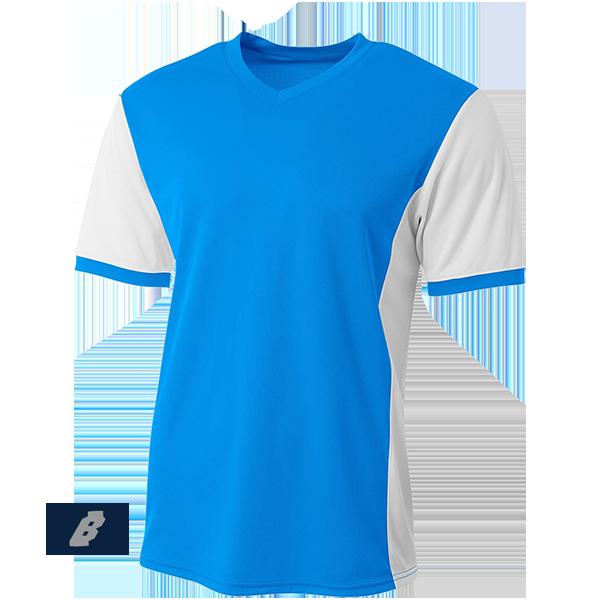 premier soccer jersey Power Blue