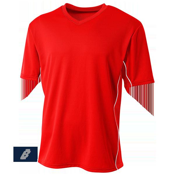 Liga Soccer Jersey red