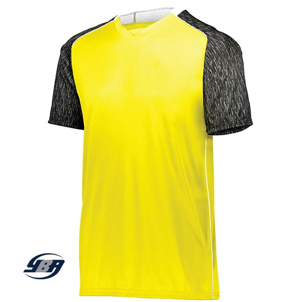 Hawthorne Soccer Jersey yellow