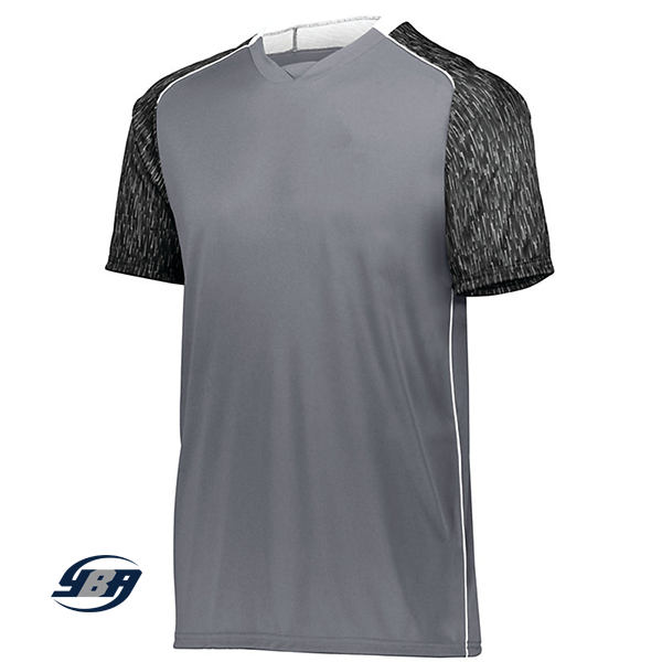 Hawthorne Soccer Jersey graphite
