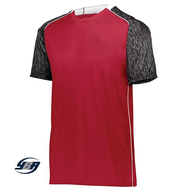 Hawthorne Soccer Jersey dark red