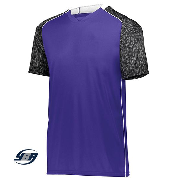 Hawthorne Soccer Jersey purple