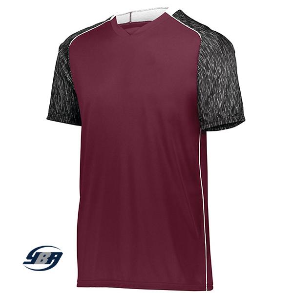 Hawthorne Soccer Jersey maroon