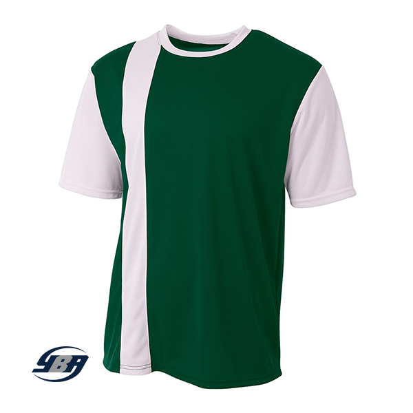 Legend Soccer Jersey forest green with white