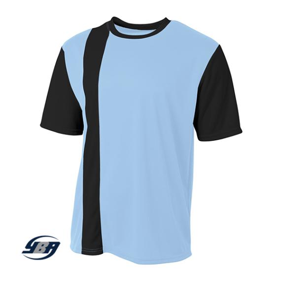 Legend Soccer Jersey light blue with black