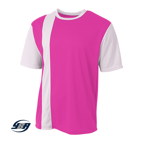 Legend Soccer Jersey fuchsia with white