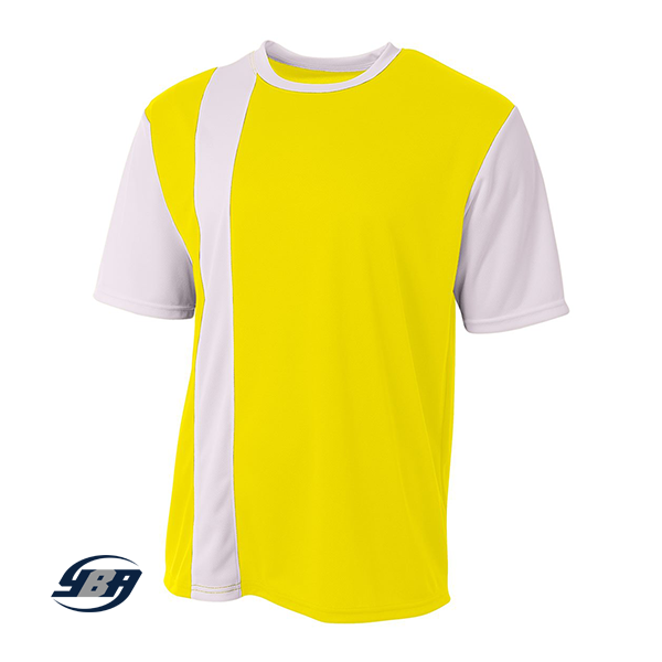 Legend Soccer Jersey yellow with white