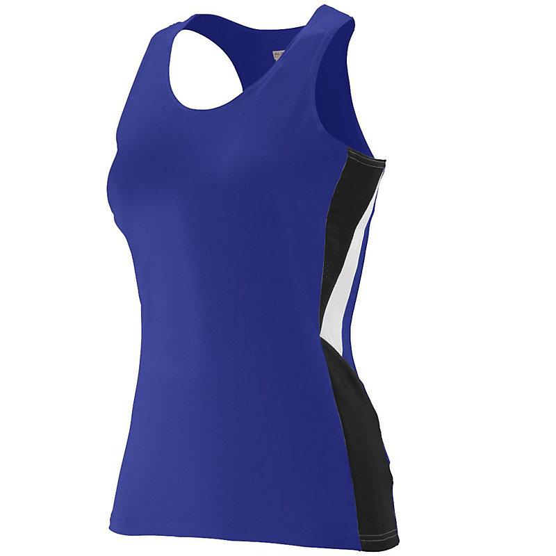 purple ladies sprint jersey