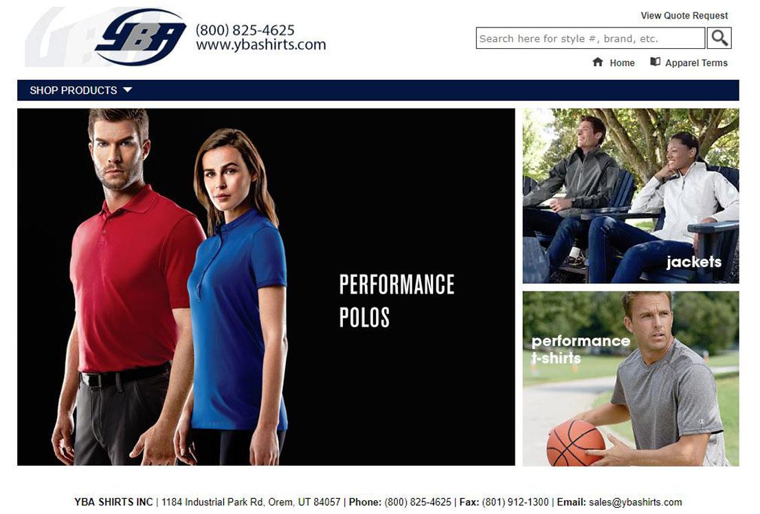 custom corporate apparel