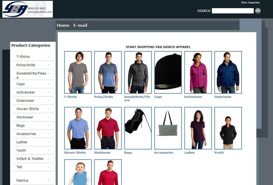 custom sanmar corporate apparel