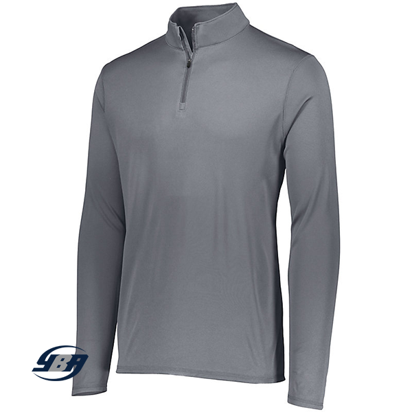 Attain Quarter Zip Pullover Graphite