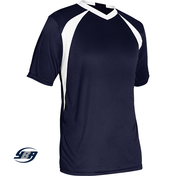sweeper soccer jersey navy