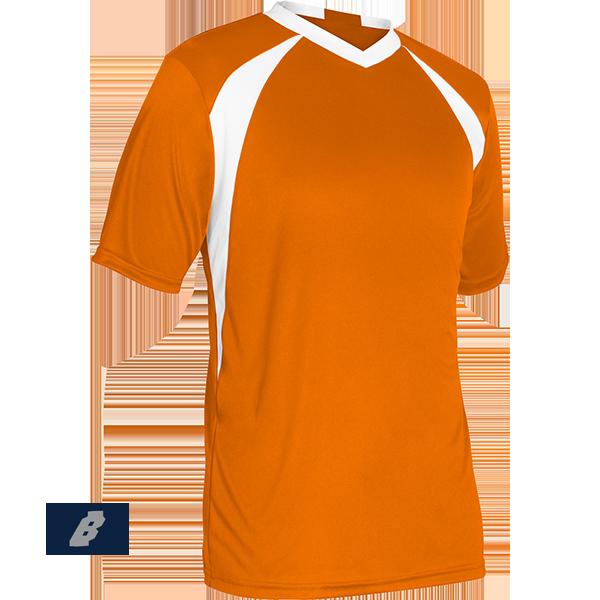 sweeper soccer jersey orange