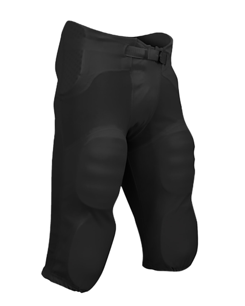 SAFETY INTEGRATED PRACTICE PANT W/BUILT IN PADS